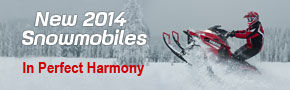 New 2014 Snowmobiles