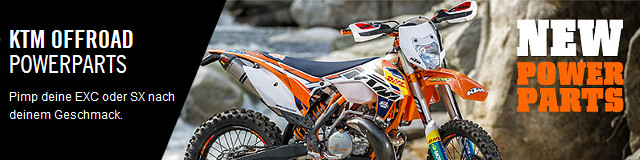 KTM Offroad  PowerParts