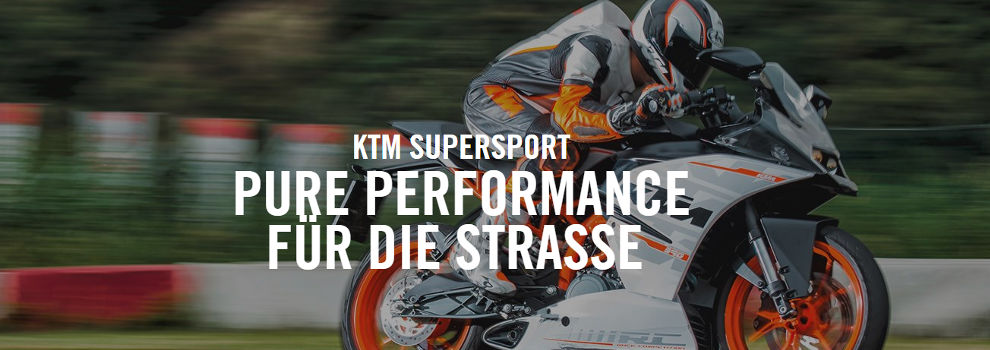 KTM Supersport