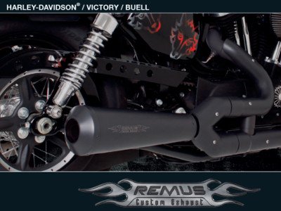 Remus Custom Exhaust