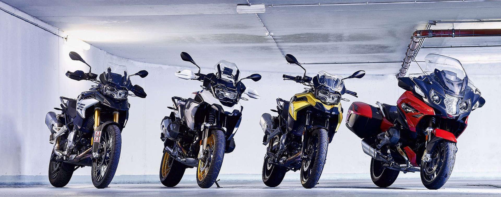 Einladung zum Saisonstart bei BMW Motorrad am 6. April 2019.