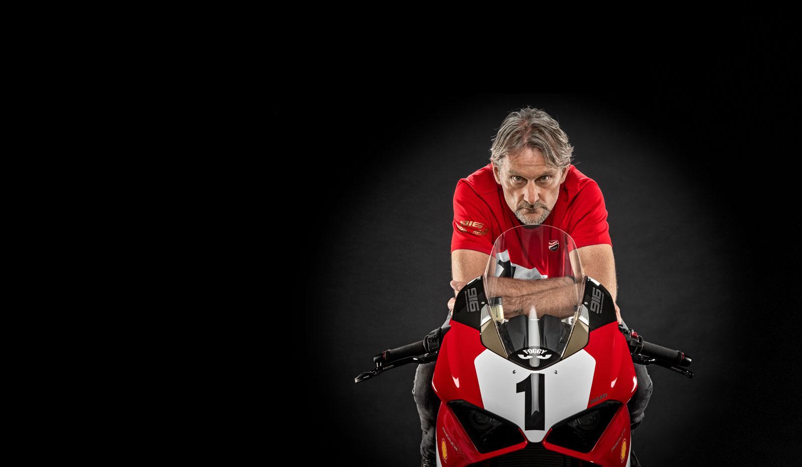 Ducati feiert den 25. Jahrestag der 916 mit einer limitierten Panigale V4