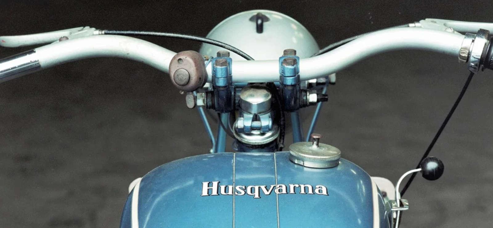 Husqvarna Banner